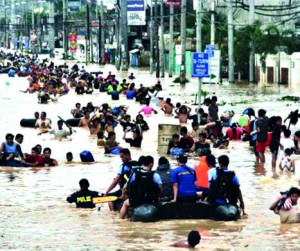 Relief and Rehab Ondoy